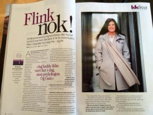 agnes-flink-nok-kk